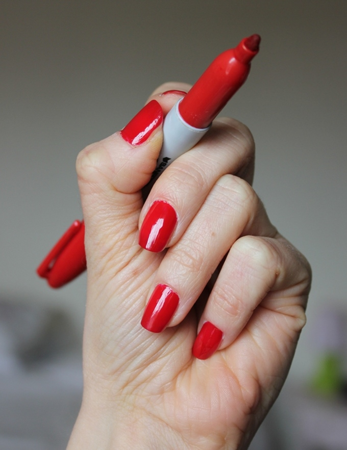 how to take care of acrylic nails photo - 1