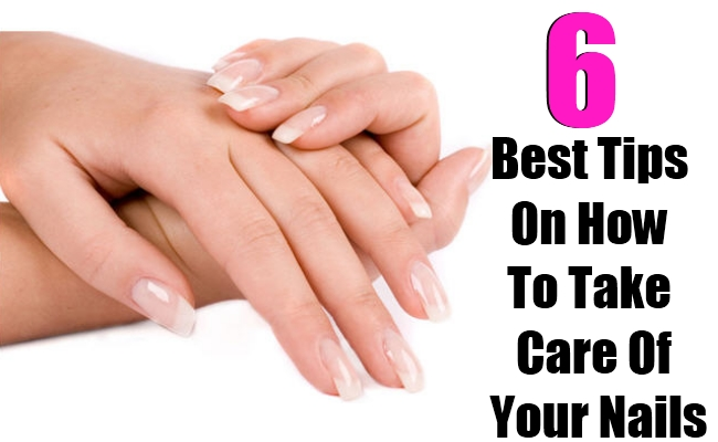 how to take care of gel nails photo - 1