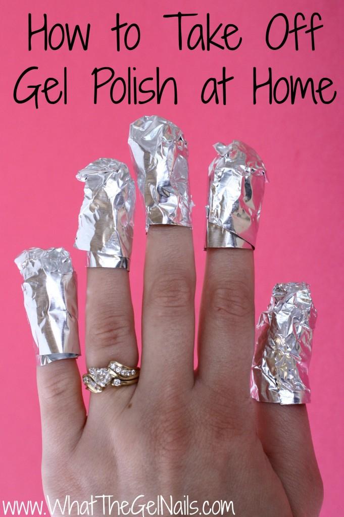 How To Take Gel Nail Polish Off Acrylic Nails – Papillon Day Spa
