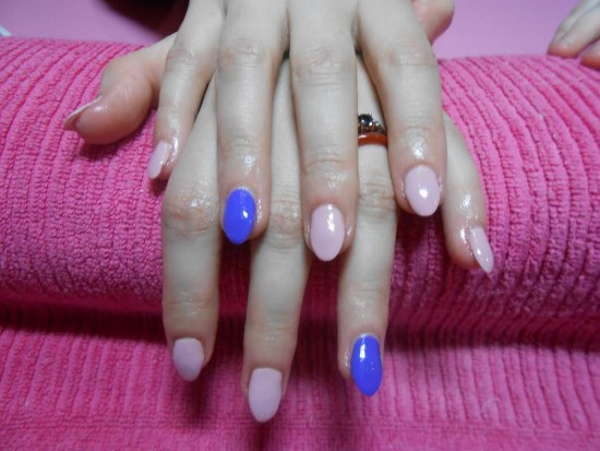 im allergic to acrylic and gel nails photo - 2