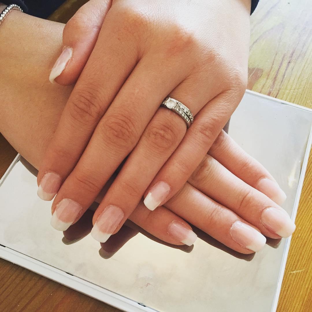 images of acrylic nails photo - 1