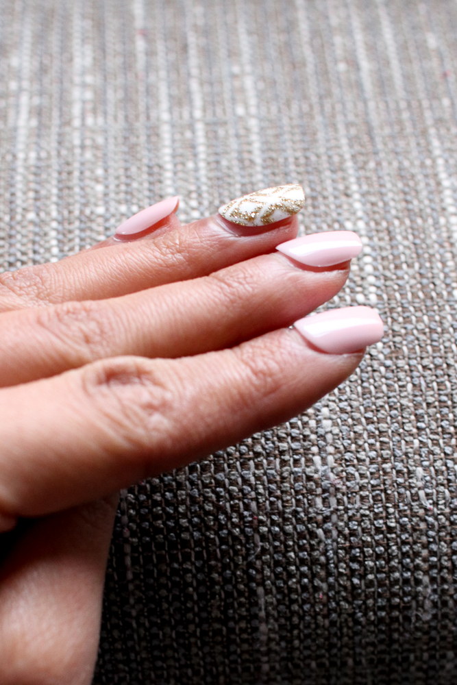 Impress Nails French Manicure Review- HireAbility