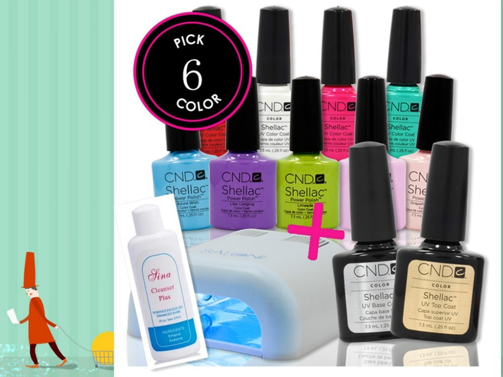 inexpensive uv light for gel nails photo - 1