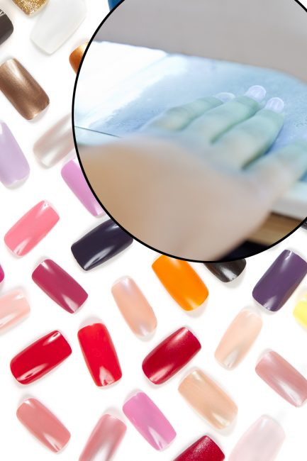 is gel nail polish bad for your nails photo - 1