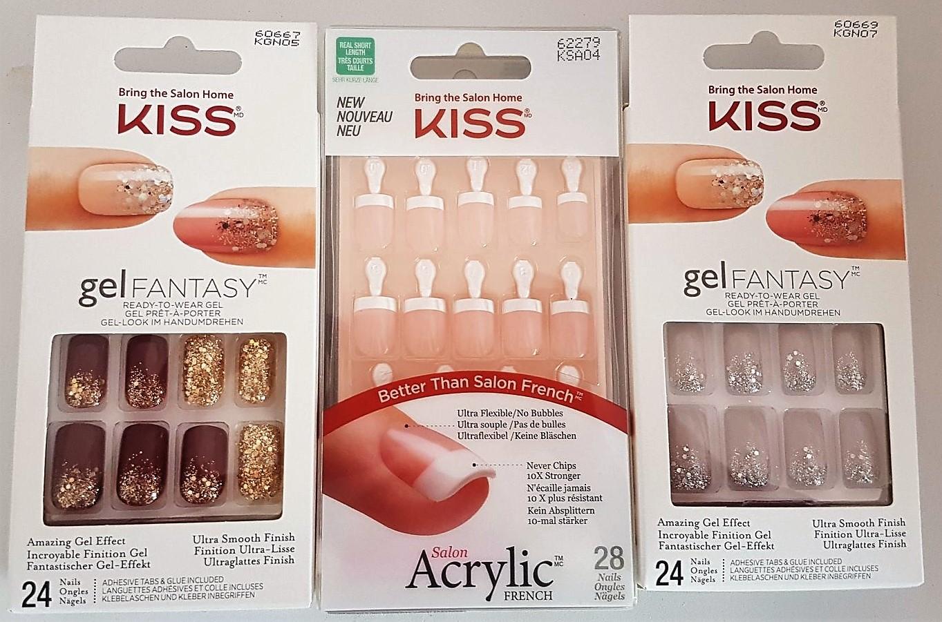 is kiss nail glue good for acrylic nails photo - 2