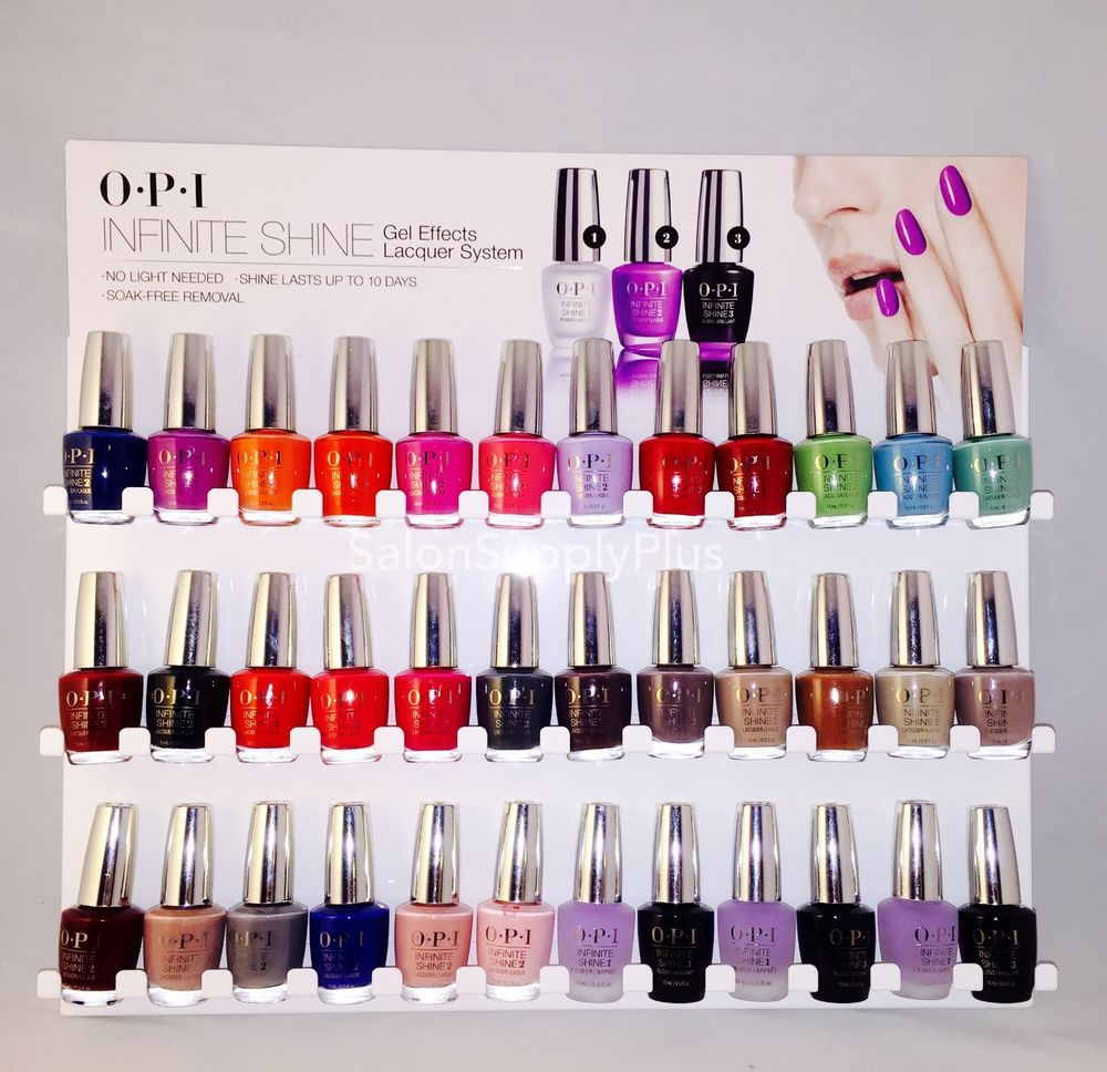 is opi infinite shine for gel nails photo - 2