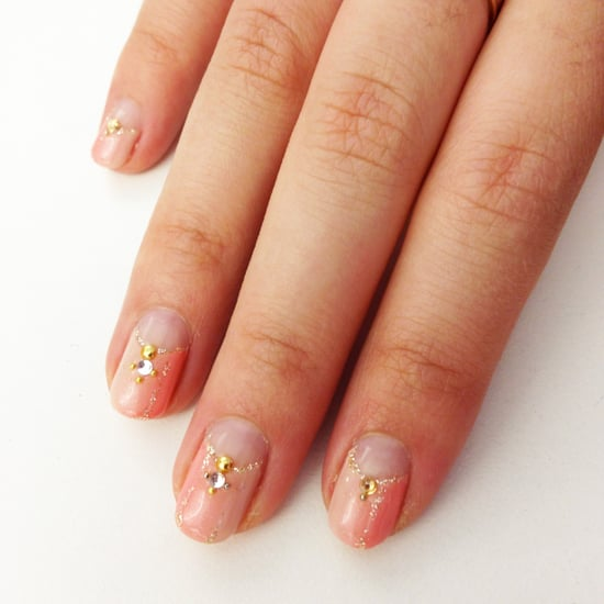 japanese gel nails photo - 2