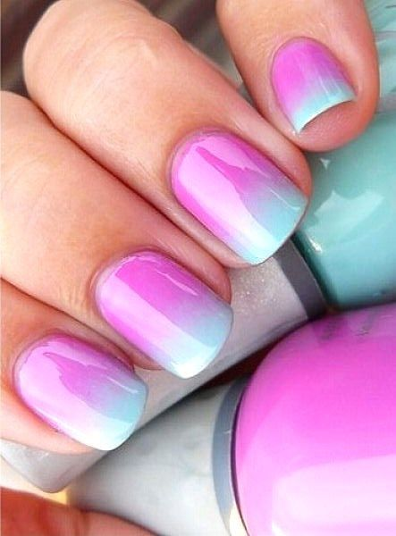 Kids gel nails - Expression Nails