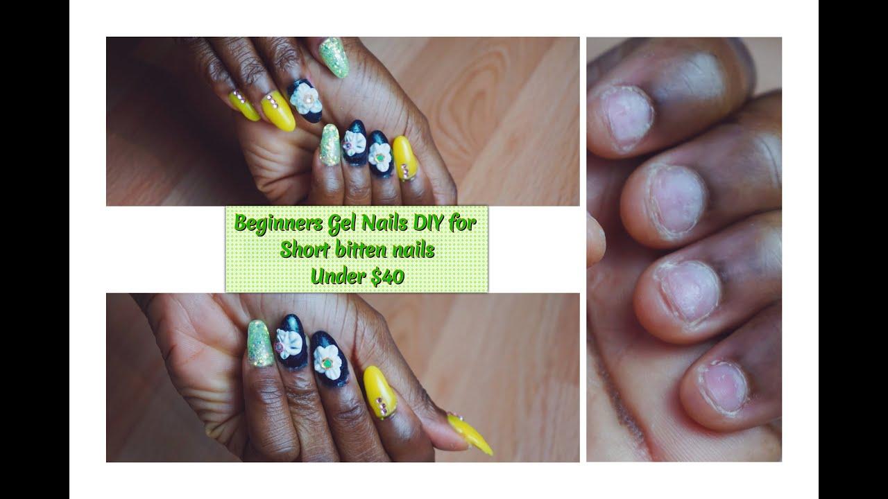 kiss acrylic nails photo - 2
