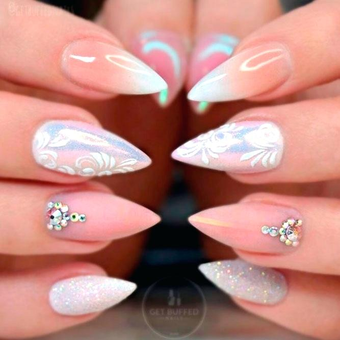 kiss acrylic nails without tips photo - 1