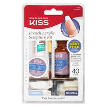 Kiss nails acrylic kit - Expression Nails