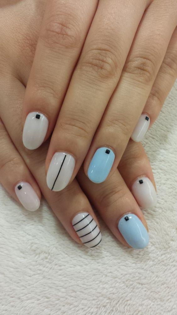 korean acrylic nails photo - 2