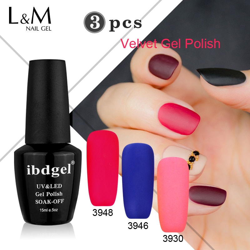 l&m nails gel photo - 1