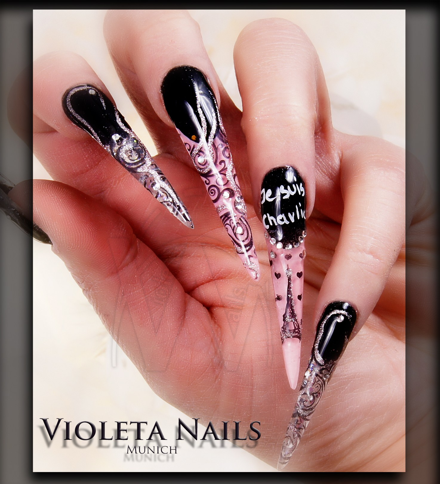 Learn how to do acrylic nails - New Expression Nails