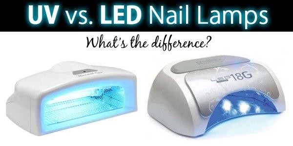 led vs uv lights for gel nails photo - 1