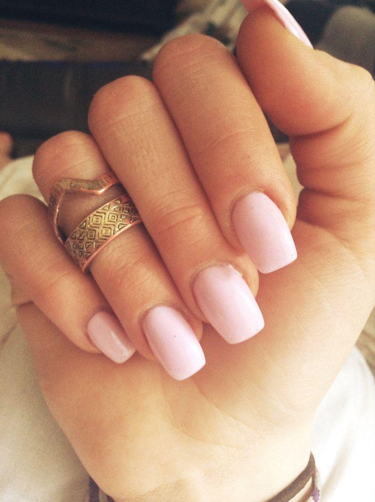 Long gel nails - Expression Nails