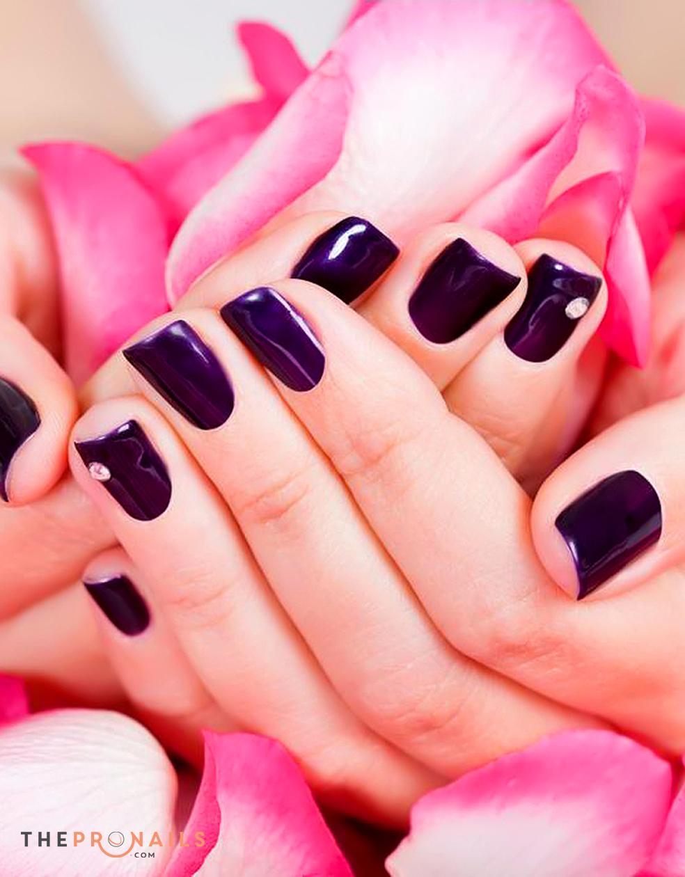 lume gel nails photo - 1