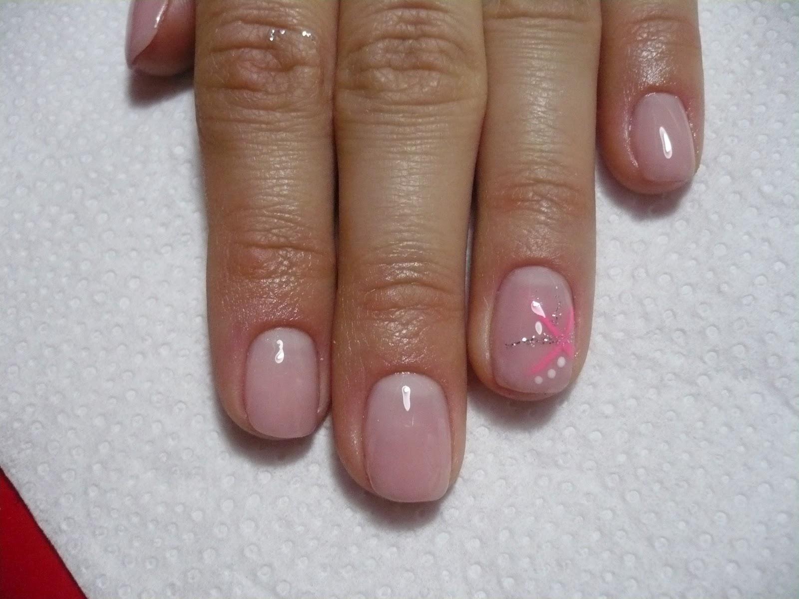 lume gel nails photo - 2