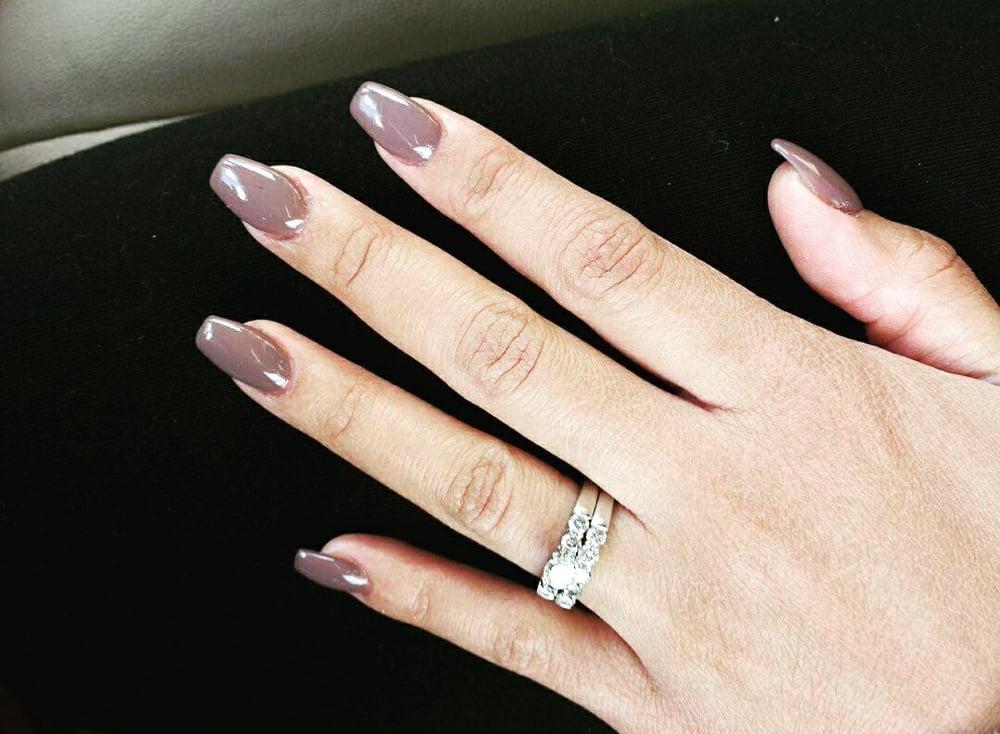 medium coffin nails photo - 1