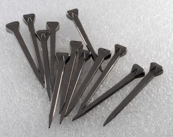 metal coffin nails photo - 1