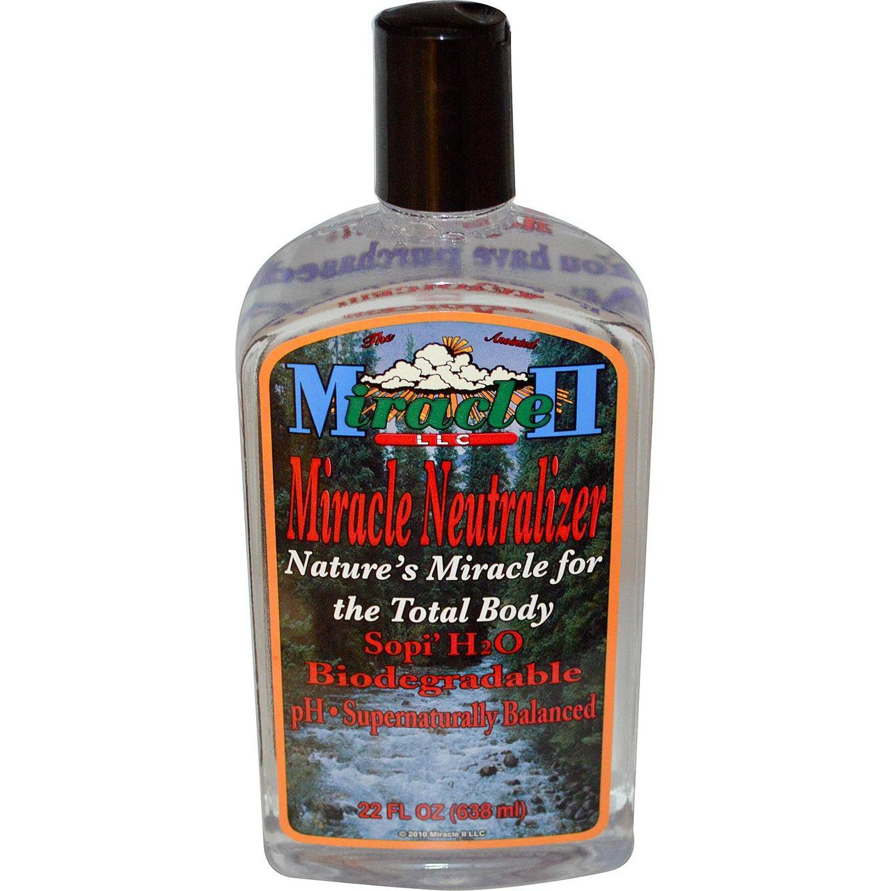 miracle 11 neutralizer gel how to use on fungus nails photo - 1
