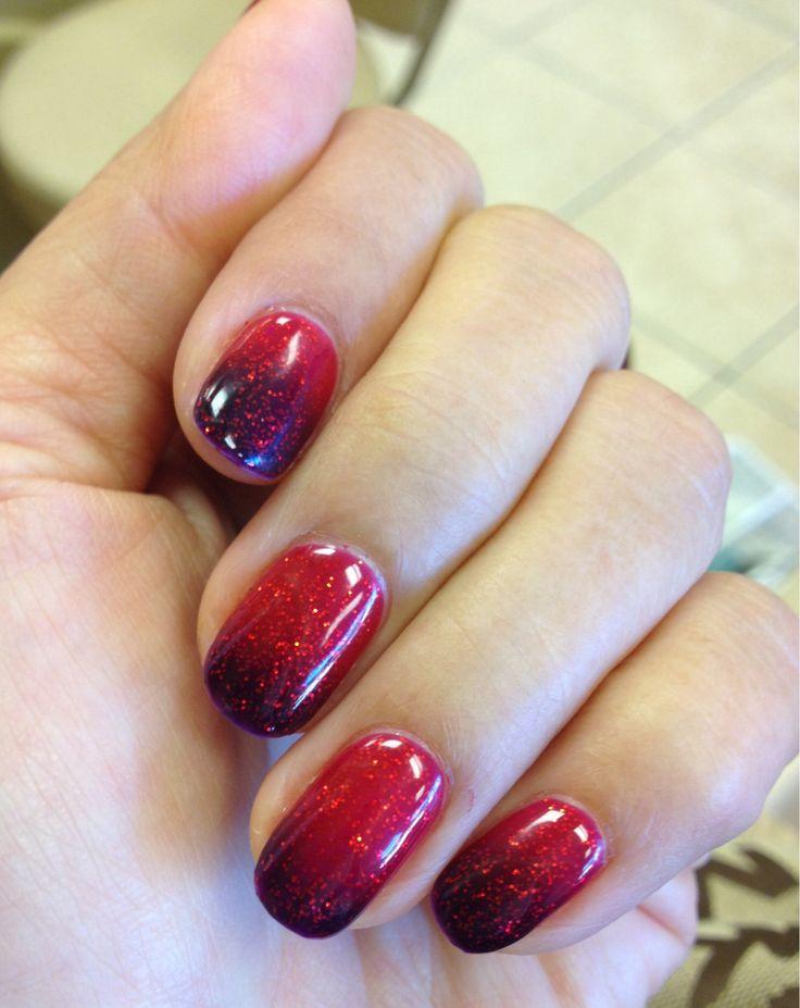Mood gel nails - Expression Nails