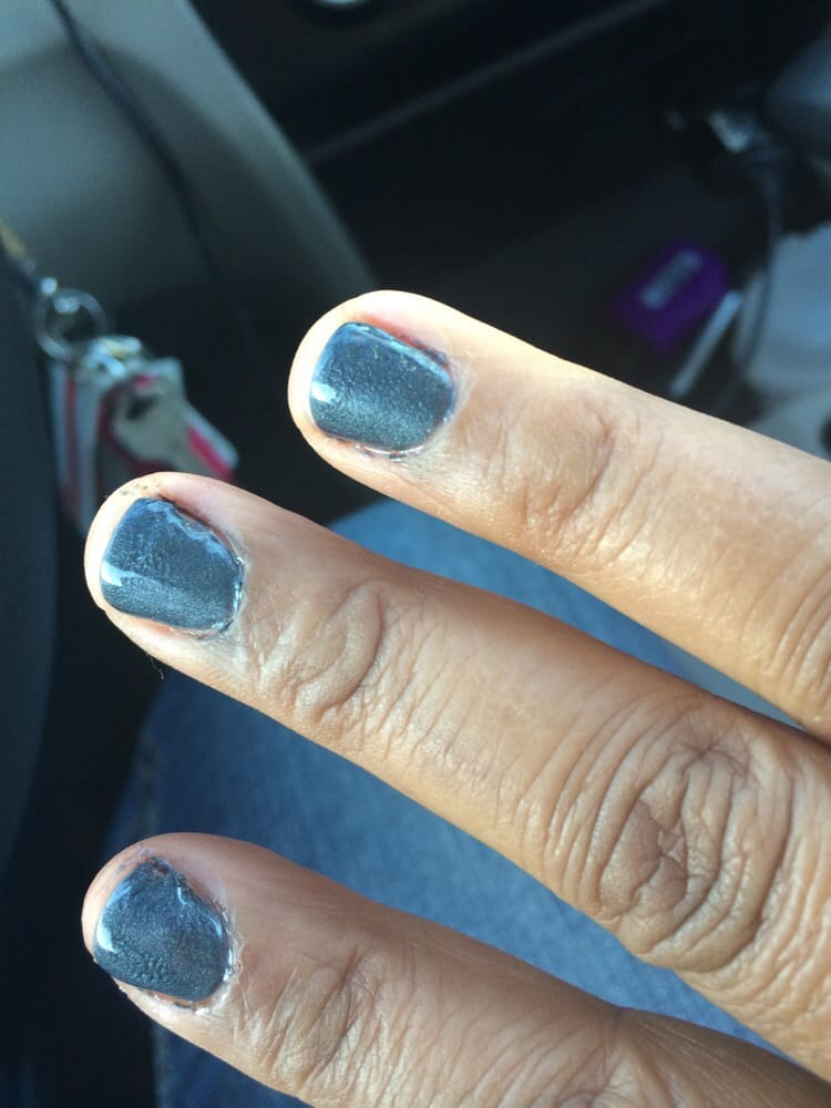 my gel nails arent curing photo - 1