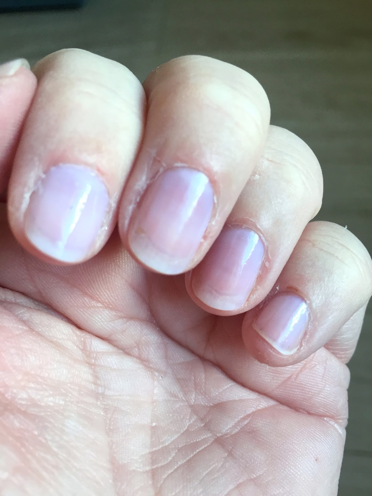 my gel nails arent curing photo - 2