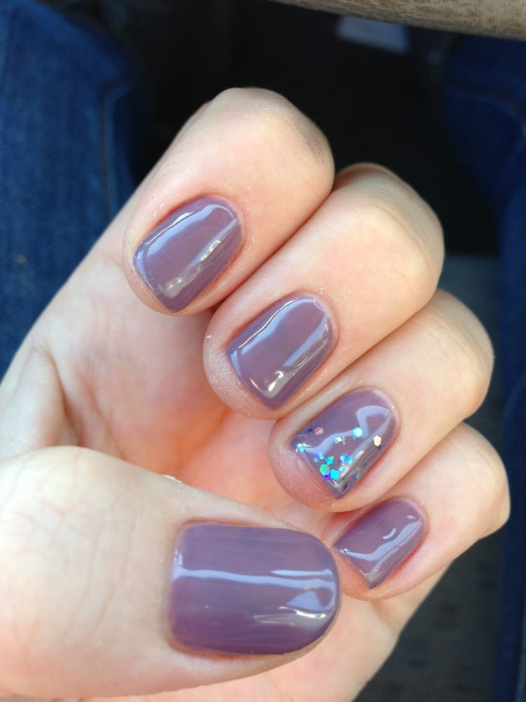 my gel nails arent shiny photo - 2