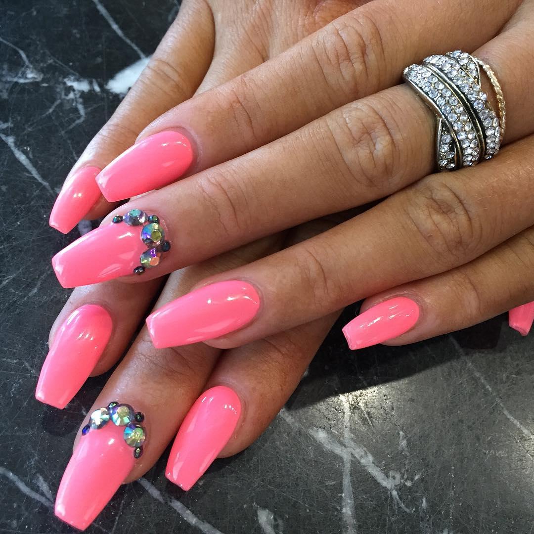 nail polish for acrylic nails photo - 1