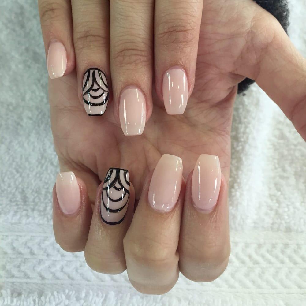 nail salons that do coffin nails near me photo - 1