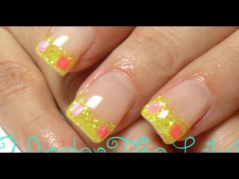 nail salons who do liquid gel nails photo - 2