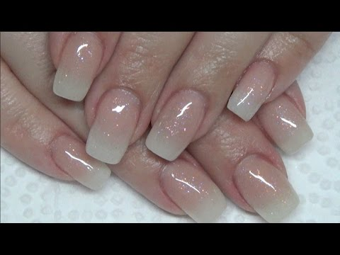 nails acrylic designs photo - 2