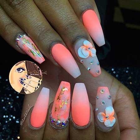 natural acrylic nails designs photo - 2 - Natural Acrylic Nails Designs - Expression Nails