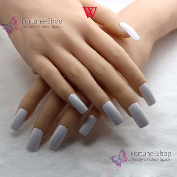 new trend nails acrylic nails price photo - 1