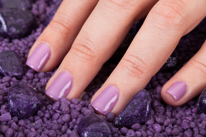new way to do gel nails photo - 2