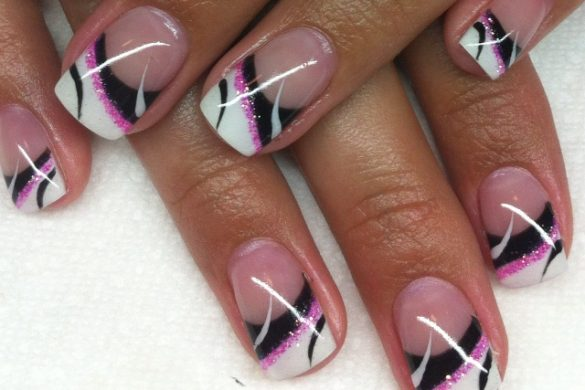 Nice gel nails - Expression Nails