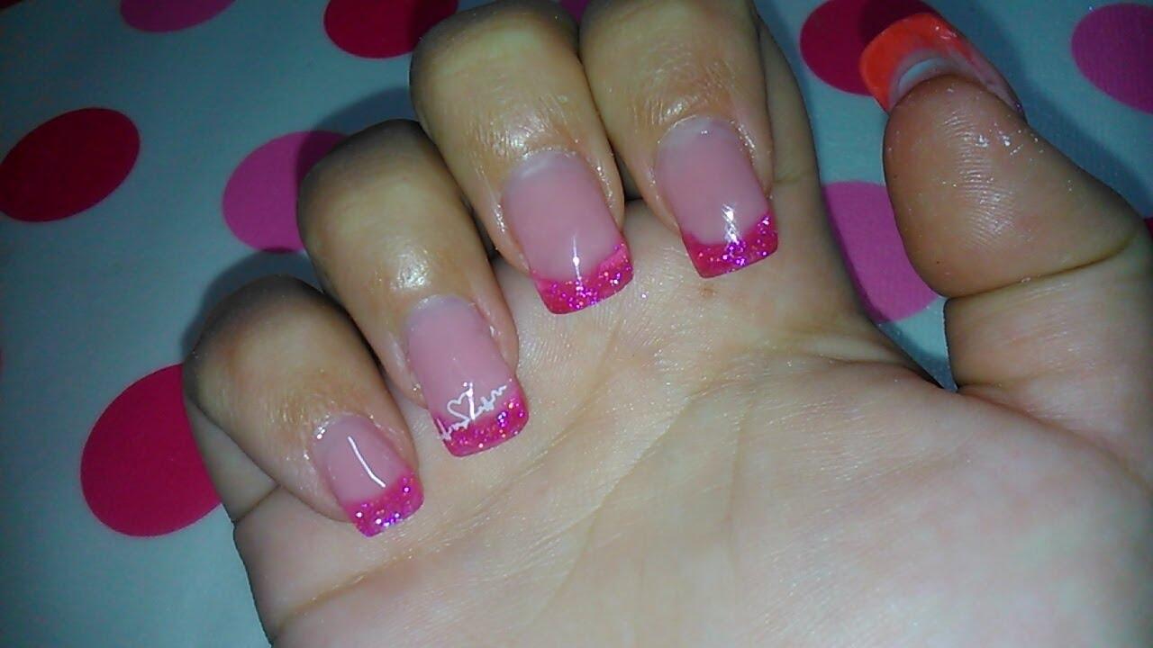 No tip acrylic nails - New Expression Nails