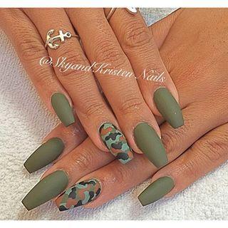 Image result for olive nails