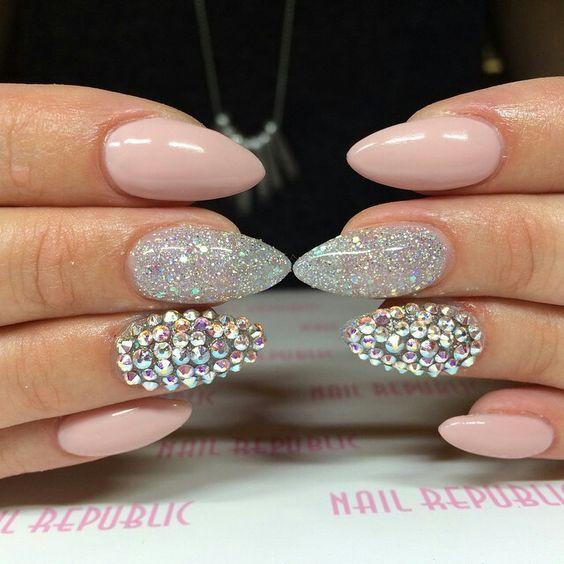 Organic nails acrylic powder - New Expression Nails
