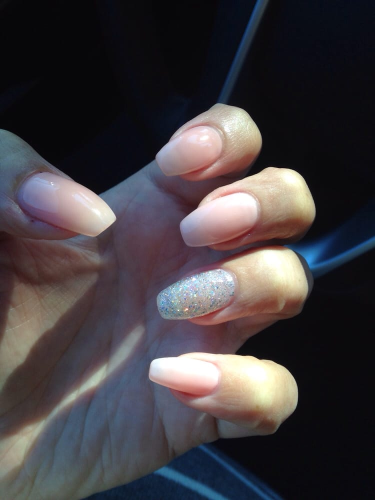 paint over gel nails photo - 2