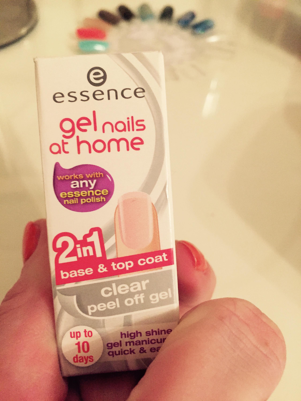 Peeling off gel nails - Expression Nails