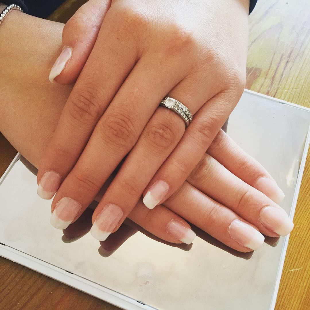 pictures of acrylic nails photo - 1