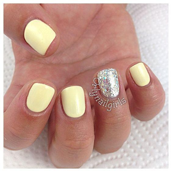 pink gel acrylic nails photo - 2