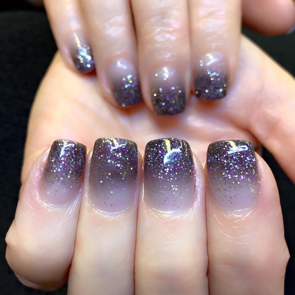 powder nails vs gel photo - 1