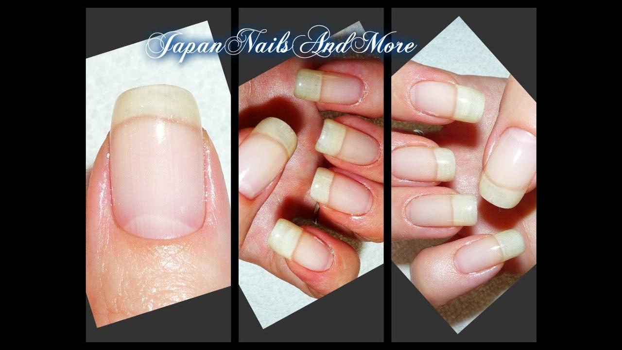 powder v gel nails photo - 2