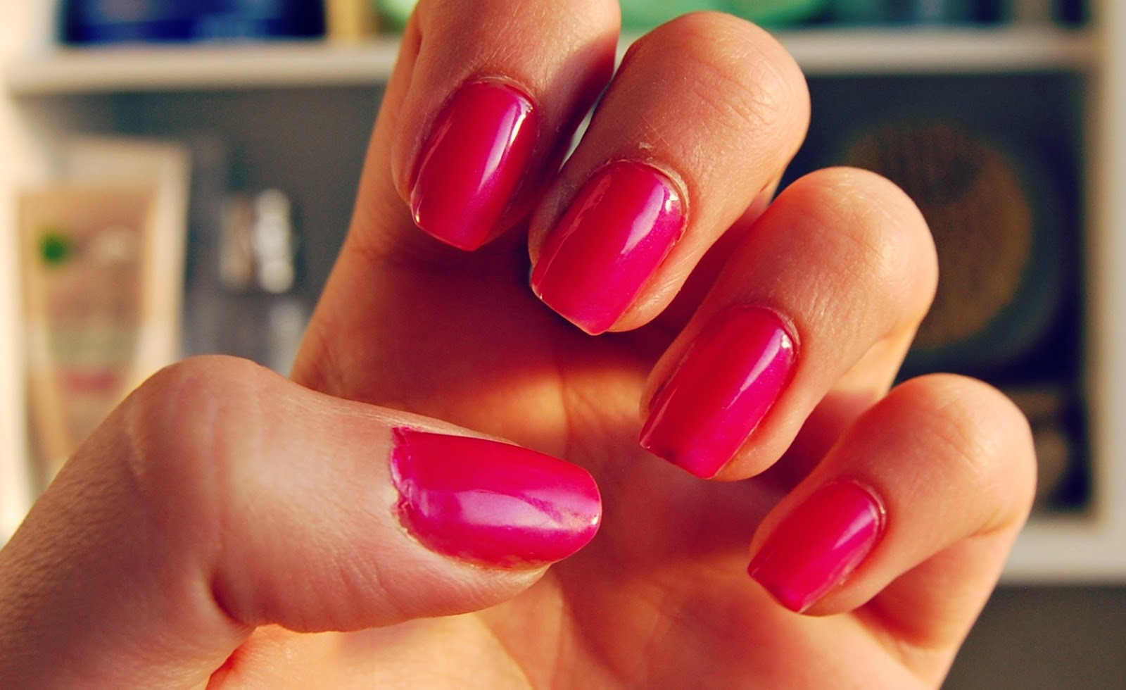 professional gel nails photo - 1