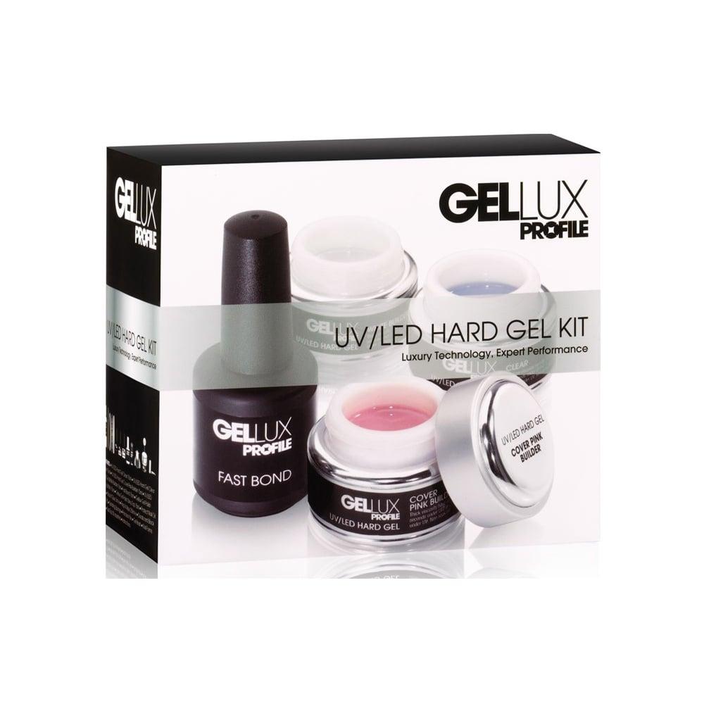 Professional gel nails kit - Expression Nails