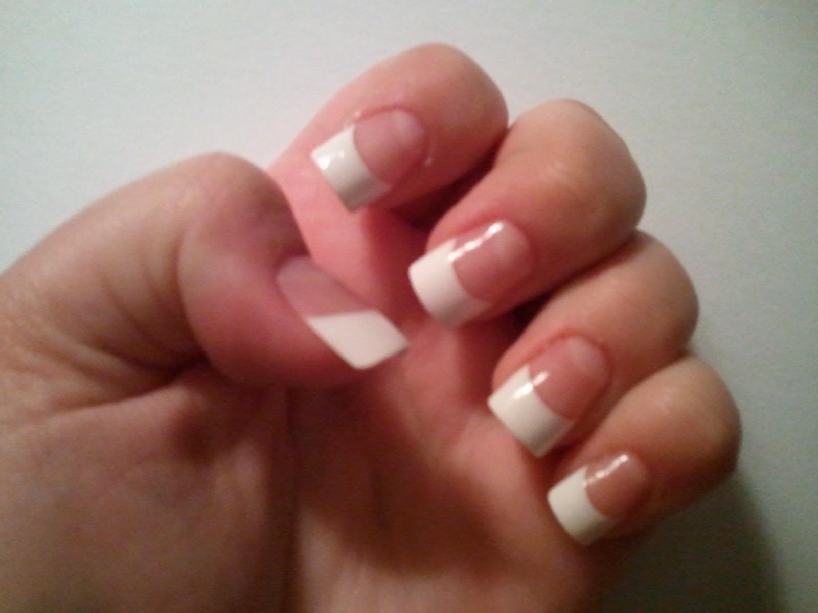 Real gel nails - Expression Nails