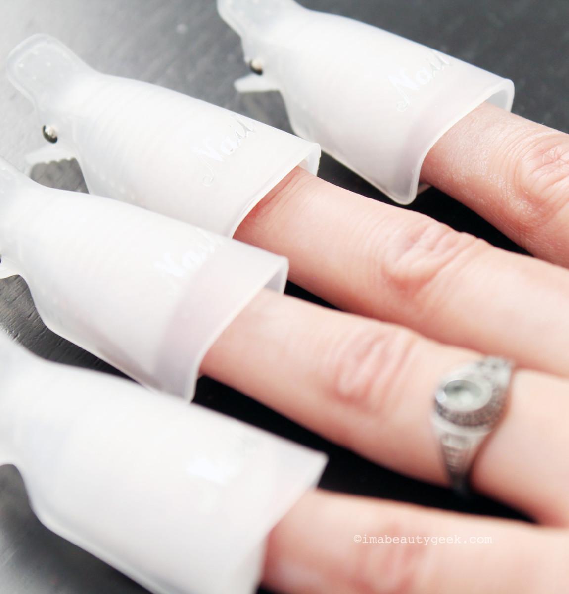 remove uv gel nails photo - 1